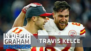 Travis Kelce on Alex Smith's personality