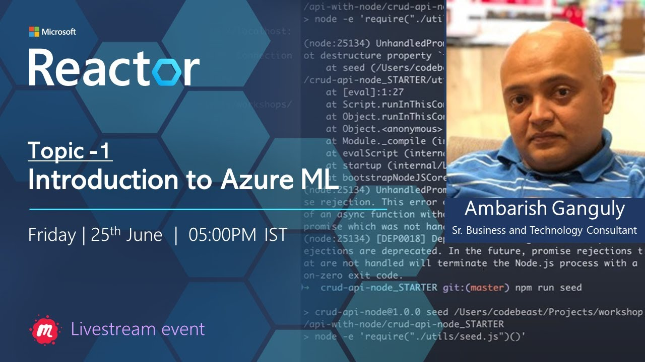 Recommendation Engine and Azure ML Series - Introduction to Azure ML