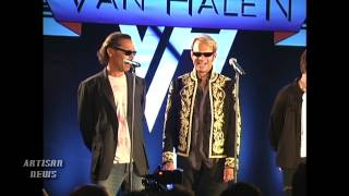 VAN HALEN ANNOUNCES 2015 NORTH AMERICAN TOUR DATES