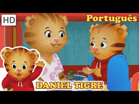 Daniel Tigre em Português - Daniel Toma Uma Injeção S01E19 (HD - Episódios Completos)