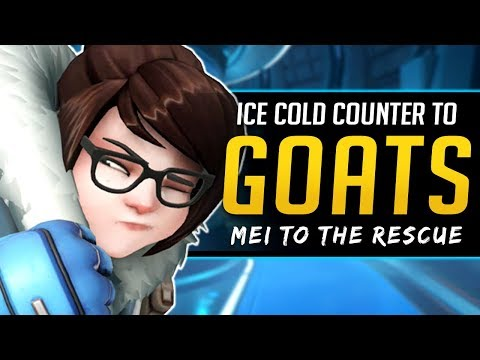 Overwatch Counter GOATS Comp - Mei to the Rescue thumbnail