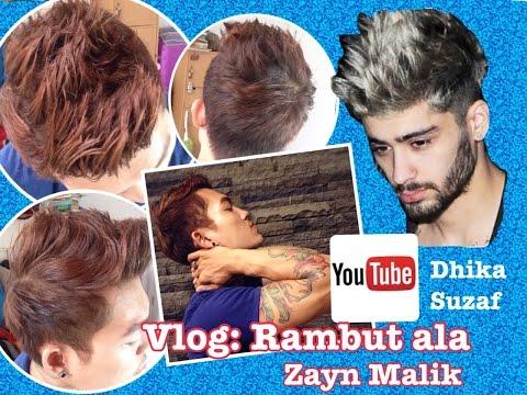 Trik rambut ala Zayn Malik (Zayn Malik Hair Style)