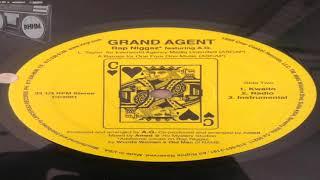 GRAND AGENT - RAP NIGGAZ feat. A.G.