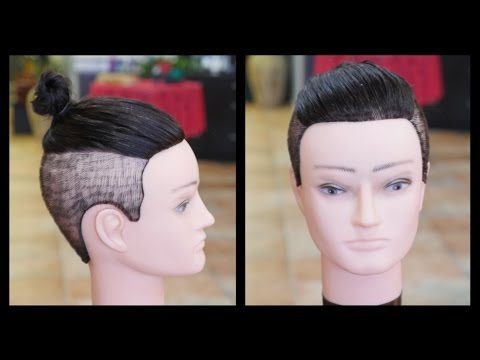 Zayn Malik New Undercut Man Bun Thesalonguy Youtube