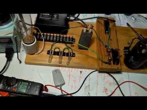 resonant charging