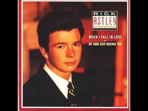 Rick Astley My Arms Keep Missing You The No L Mix 1987