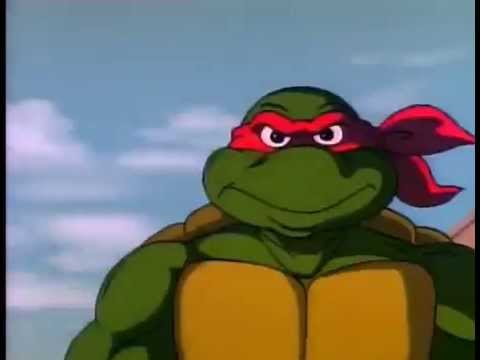 Teenage Mutant Ninja Turtles (Intro 2 TV)