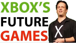 Xbox Talks About Future Games | Phil Spencer Talks About New Xbox Games and New Console | Xbox News
