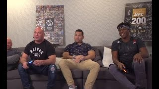 EA SPORTS UFC 3 Live Stream: KSI vs Matt Serra Gameplay