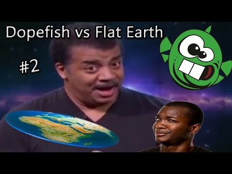 Dopefish vs Flat Earth: Flat Horizon - Where's the curvature? - Part 2 thumbnail
