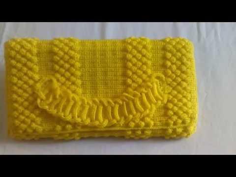 e59567330575 Πλεκτες τσάντες - YouTube