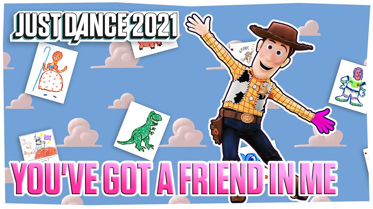Just Dance 2021: You've Got A Friend In Me by Disney•Pixar's Toy Story | Track Gameplay [US]