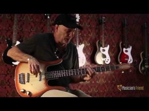 Danelectro '58 Longhorn Electric Bass Guitar