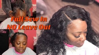 Start to Finish Full Sew in by @TTDoesitAll