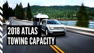Pickering Volkswagen - 2018 Volkswagen Atlas 4Motion - Towing A Jayco Travel Trailer