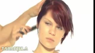 Sängerin Jessie J Will New Look Jessie J Mit Medium Red Haarschnitt