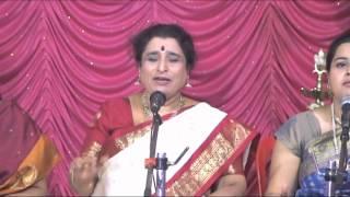 Dr.Nagavalli Nagaraj & disciples sing Deva banda namma Swamy banda
