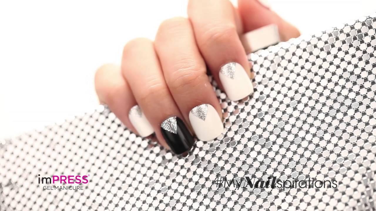 Sample imPRESS Gel Manicure at CVS! - YouTube