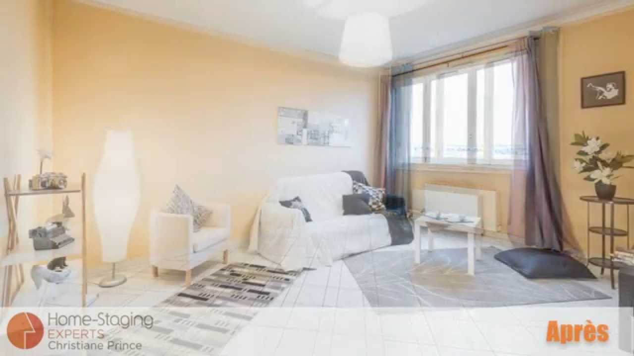 Home staging avant apr s vu par christiane prince youtube - Home staging avant apres ...