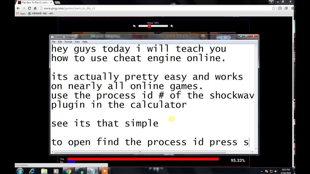 How To Hack Any Game With Cheat Engine - Pointers ...