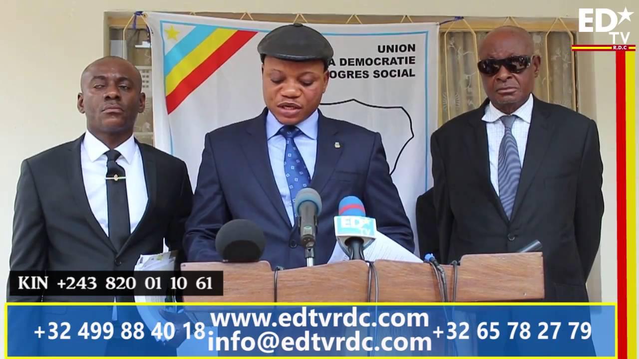 ÉVÉNEMENT DU 19 - 20 SEPTEMBRE: UDPS FAIT LE POINT SUR SA PLAINTE