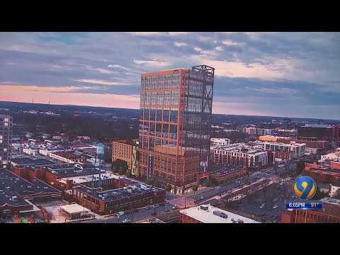 Lowe's Picks Charlotte For Huge Tech Hub To Anchor New Office Tower
