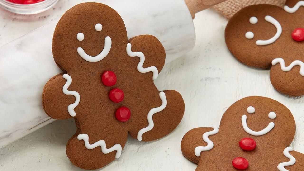 The Best Gingerbread Cookie Recipe Ever