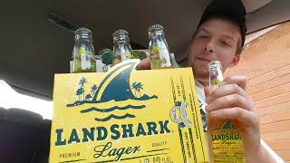 Landshark Lager Island Style Lager Review
