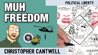 Fascists Are The Real Libertarians | Christopher Cantwell & Matthew Drake