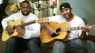Na Drua - Kingston Town - Jamaican Farewell - acoustic cover - Harry Belafonte = spanish reggae