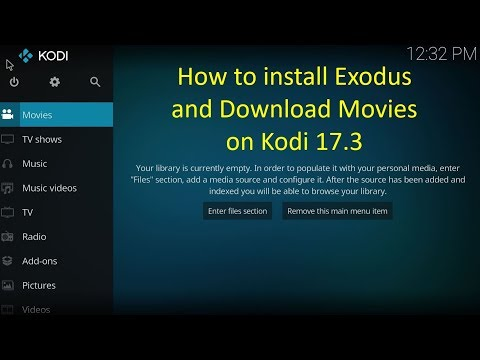 How to Install Exodus & Download Movies...