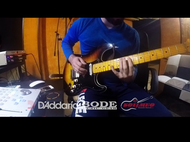 SRV - Eric Johnson cover by Giuseppe Lazzarini