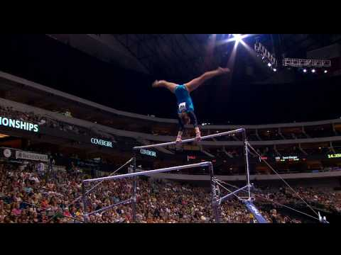 Bridget Sloan - Uneven Bars - 2009 Visa Championships - Women - Day 1