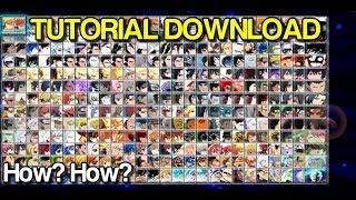 Download Bleach Vs Naruto M U G E N Preuzmi