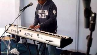 BORN TO MOVE CCR - 2010 REHEARSAL - VIÑA DEL MAR, CHILE