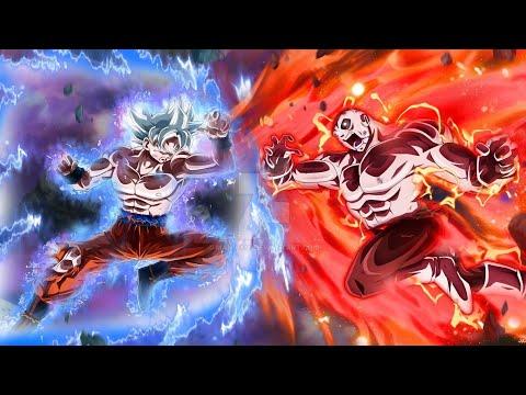 Dragon Ball Super [AMV] - Jiren Vs Goku (Pouya x Ghostemane - 1000 rounds)