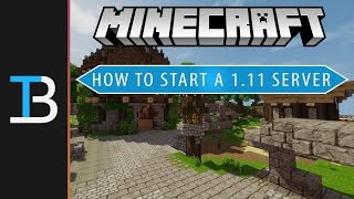 How To Start A Minecraft 1.11 Server (Play Minecraft 1.11 W/ Your Friends!)(This video will show you exactly how to start your very own Minecraft 1.11 server, so you can start playing Minecraft 1.11 with your friends! This is a step-by-step ..., 2016-11-14T17:30:00.000Z)