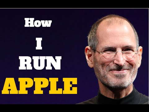 Rules For Success - How Steves Jobs Runs His Company