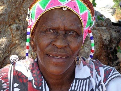 Tsonga traditional healers and herbalists ritual tree dance