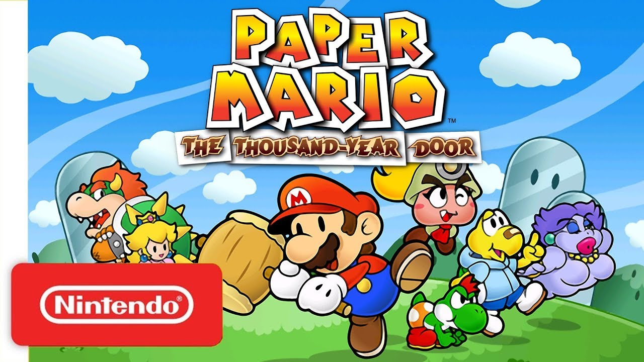 Paper Mario: The Thousand Year Door - Nintendo Switch - YouTube