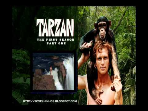 SERIADO TARZAN RON ELY DIGITAL DUBLADO Travel Video