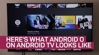 See Google Assistant on Android TV in action