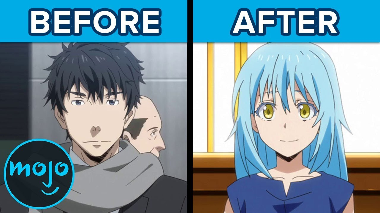 Download Top 10 Anime Characters Reborn As Powerful Beings