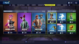 FORTNITE SHOP 16 APRIL - INCROCIATO STEP, POTENT ACCORD, FRITTELA, MARE WOLF AND OTHER