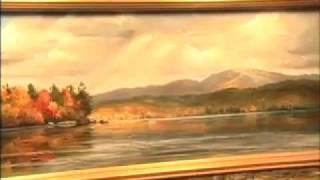 Adirondack Living Tv Meets The Casagrains & Other Adirondack Artists At The Adirondack Living Show