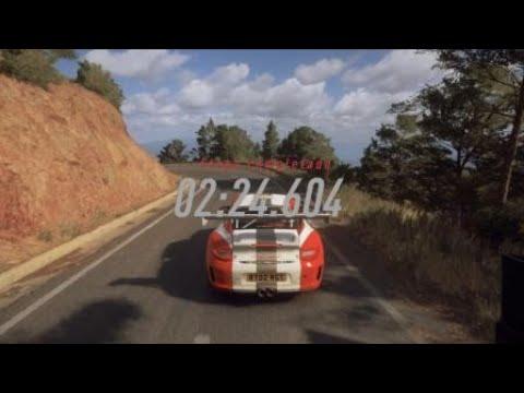 DiRT Rally 2.0 Porsche 911 RGT (THRUSTMASTER T300RS)