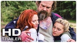 "BLACK WIDOW ""You're An Avenger"" Trailer (NEW 2021) Superhero Movie HD"