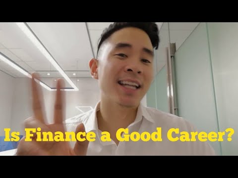 Is Finance a Good Career? (NO BS + Channel Update)