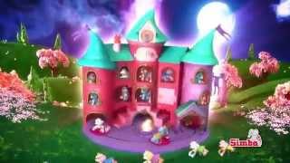 Заколдованный замок лошадки Фили ведьмочки с аксессуарами Filly Simba
