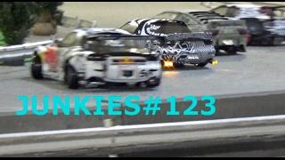 ラジコン2駆ドリフト 百合が原 RC DRIFT CARS RWD(2WD) JUNKIES#123